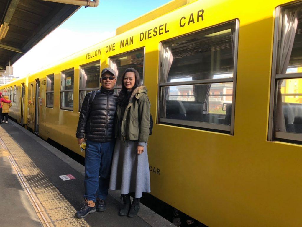 2019陽昇九州火車溫泉採果之旅 20