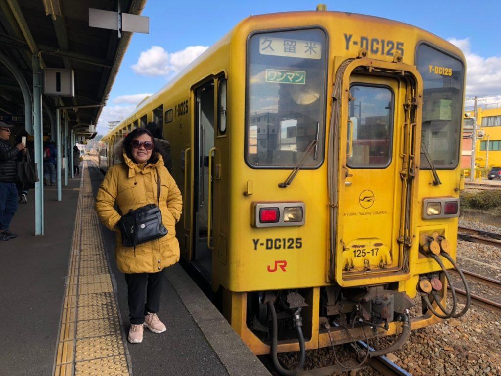 2019陽昇九州火車溫泉採果之旅 21