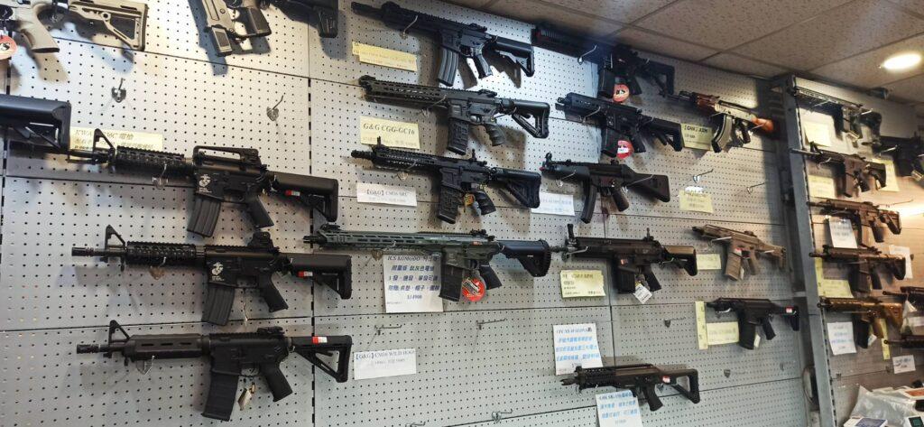 操作槍、模擬槍、玩具槍,傻傻分不清楚 2
